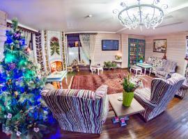 Savva Boutique, hotel with jacuzzis in Krasnaya Polyana