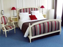 Le Grand Hotel, hotel in Cherbourg en Cotentin