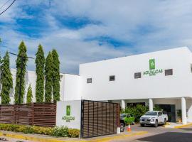 Hotel Agualcas, hôtel  près de: Aéroport international de Managua - MGA