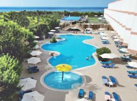 Avlida Hotel, отель в Пафосе
