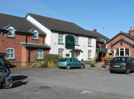 The Villa Express, hotel near Blackpool Park Golf Club, Kirkham