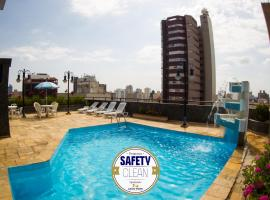 LEON PARK HOTEL - Melhor Custo Benefício, hotel in Campinas