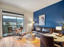 Taste of Texas - Modern, Cozy 1 Bedroom Loft, apartment in Houston