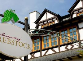 Landgasthof Rebstock, Hotel in der Nähe von: St. Goar Bahnhof, Sankt Goar