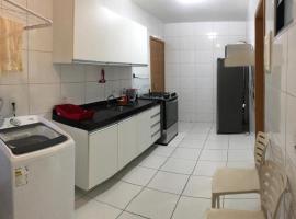 Apartamento à 600 metros da orla com 3 quartos, apartment in Maceió