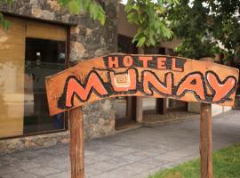 Munay Hotel Cafayate, hotel in Cafayate