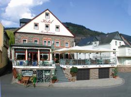 B&B Hotel Moselterrasse, Hotel in der Nähe von: Burg Eltz, Ediger-Eller