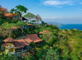 Anamaya Resort, hotel in Montezuma