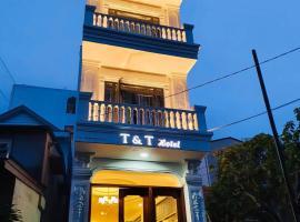 T&T hotel, отель в Далате