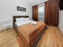 Апартаменты в ЖК «Абай 130» 8 эт, hotel in Almaty