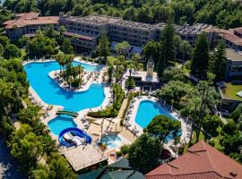 Barut Hemera - Ultra All Inclusive, отель в Сиде