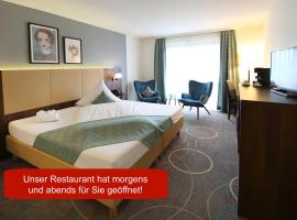 Lobinger-Parkhotel, hotel in Giengen an der Brenz