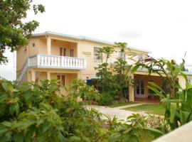 Rêve des Îles Guesthouse, guest house in Nouvelle Découverte