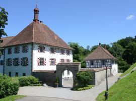 Schloss Freudenfels, Hotel in Stein am Rhein