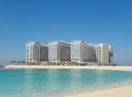 Deluxe Ocean View, apartment in Ras al Khaimah