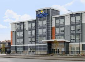 Microtel Inn & Suites by Wyndham Kelowna, hotel in Kelowna