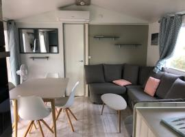 Mobil Home Valras Plage, campsite in Valras-Plage