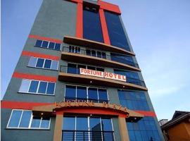 Peak Fortune Hotel Kampala, hotel in Kampala