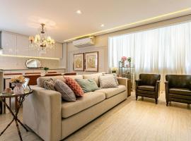 Apartamento Moderno e Aconchegante com ótima Localização CA19G, apartamento em Florianópolis