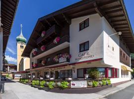 Pension Elisabeth, hotel in Westendorf