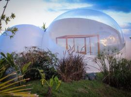 Greenland Bubble Glamping, glamping site in Cabarete