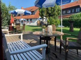 Pension Windrose, guest house in Prerow