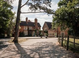 Pontlands Park Hotel, hotel in Chelmsford