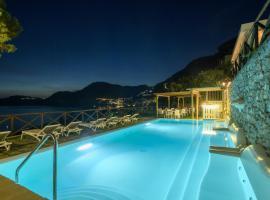 Hotel Il Pino, hotel a Praiano