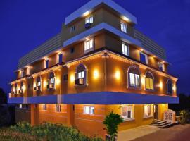 East Bay Hotel, hotel in Mahabalipuram