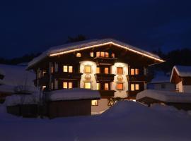 Apartments Tirolerhaus, Hotel in Kössen