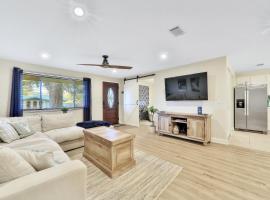 South Jax Beach Cozy Home, vacation rental in Jacksonville Beach