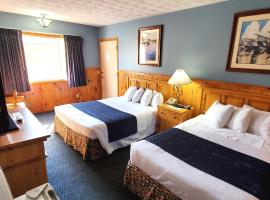 The Lake Motel, family hotel in Lake George