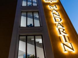 """Hotel """"Mandarin Clubhouse"""", отель в Харькове"""