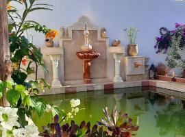 Djerbahouch, villa in Midoun