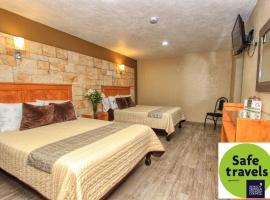 Hotel Mansion del Cantador, отель в городе Гуанахуато