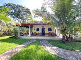 Ciudad Vieja Casa de Campo, lodge in Suchitoto