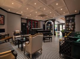 Acoustic Hotel & Spa, hotel in Hanoi