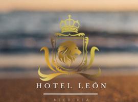 Hotel Leon, hotel in Necochea