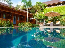 Lavillaris hotel & resto, hotel in Kuta Lombok