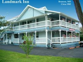 Landmark Inn, inn in Branson