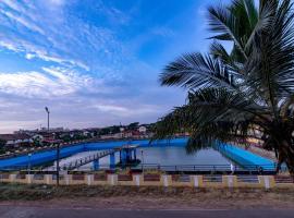 The Mantry Goa, hotel in Porvorim