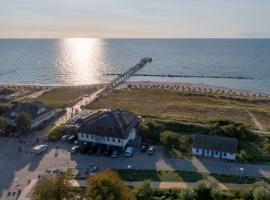 Moby Dick Hotel & Ferienwohnungen, Hotel in Wustrow