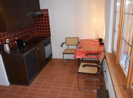 Studio central 1, apartment in Zermatt