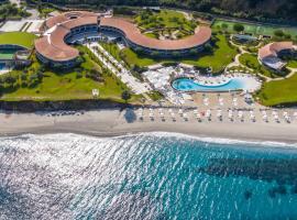 Capovaticano Resort Thalasso Spa, hotell i Capo Vaticano