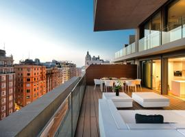 Gran View Apartments, apartment in Madrid