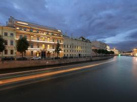 Domina St.Petersburg, отель в Санкт-Петербурге