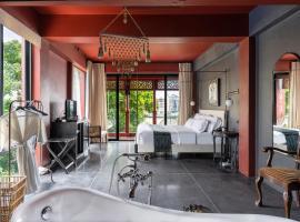 Amdaeng Bangkok Riverside Hotel, Hotel im Viertel Riverside, Bangkok