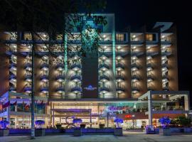 Long Beach Hotel, hotel in Cox's Bazar
