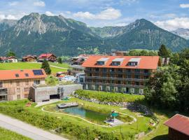 Hotel Oberstdorf, hotel in Oberstdorf