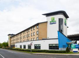 Holiday Inn Express - Glasgow Airport, hotel in Paisley